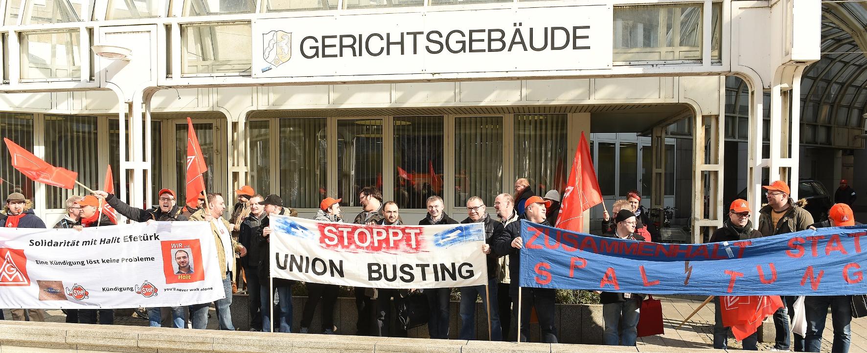 Kündigung Von Efetürk Abgelehnt Stellungnahme Zu Den Plänen Des